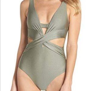 Becca 1 piece Swimsuit